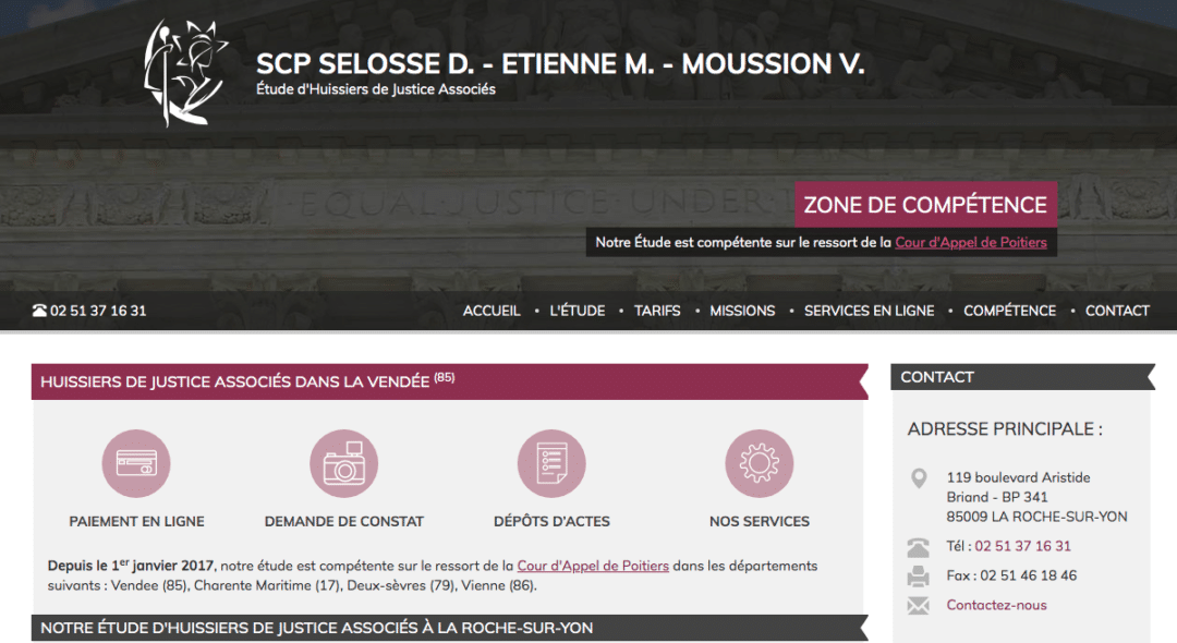 SCP SELOSSE-ETIENNE-MOUSSION