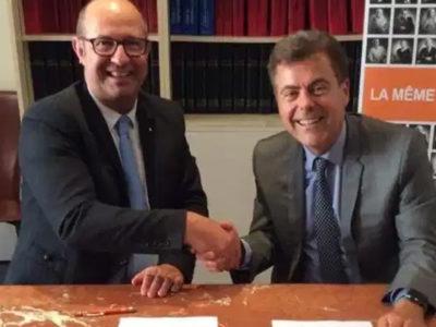 Signature partenariat Kaliact Gesica