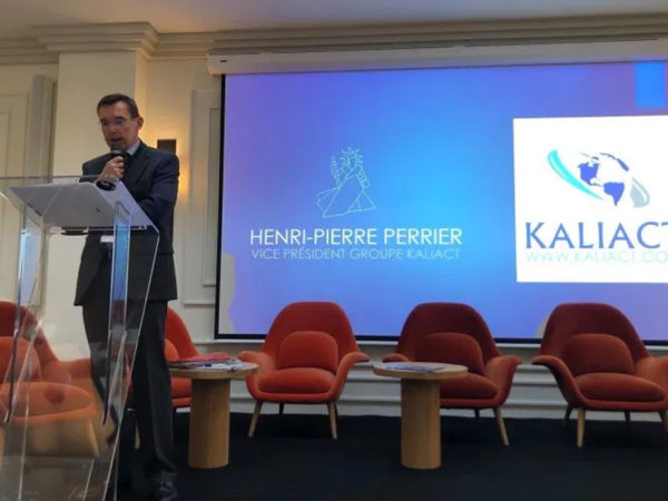 Henri-Pierre Perrier au congrès de Gesica