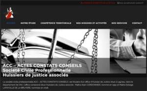 SCP ACC – Actes Constats Conseils